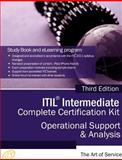 ITIL Operational Support and Analysis (OSA) Full Certification Online Learning and Study Book Course - the ITIL Intermediate OSA Capability Complete Certification Kit, Third Edition, Ivanka Menken, 1743332483