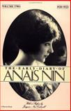 The Early Diary of Anais Nin, 1920-1923, Anaïs Nin, 0156272482