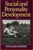 Social and Personality Development, Damon, William, 0393952487