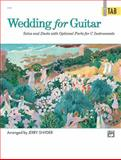 Wedding for Guitar in Tab, Jerry Snyder, 0739002481