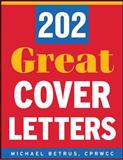 202 Great Cover Letters, Betrus, Michael, 0071492488