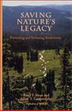 Saving Nature's Legacy 9781559632485