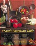 The South American Table, Maria Baez Kijac, 1558322485