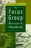 The Focus Group Research Handbook, Edmunds, Holly, 0658002481