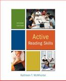 Active Reading Skills, McWhorter, Kathleen T. and Sember, Brette McWhorter, 0205532497