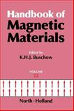 Handbook of Magnetic Materials, Buschow, K. H. J. and Lemm, Jeffrey M., 0444502491