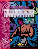 College Keyboarding : Microsoft Office 2000 Complete Course: Lessons 1-180, VanHuss, Susie H. and Forde, Connie M., 0538722495