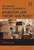 The Ashgate Research Companion to Migration Law, Theory and Policy, , 1409472493