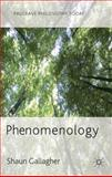 Phenomenology, Gallagher, Shaun, 0230272495