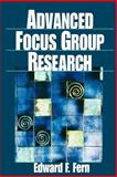 Advanced Focus Group Research 9780761912491