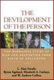 The Development of the Person 9781606232491
