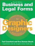 Business and Legal Forms for Graphic Designers, Fourth Edition, Eva Doman Bruck and Tad Crawford, 1621532496