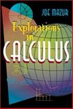 Explorations in Calculus with a Computer Algebra System, Mazur, Joe, 0387142495