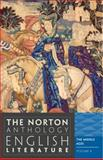 The Norton Anthology of English Literature, Greenblatt, Stephen, 0393912493