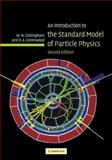An Introduction to the Standard Model of Particle Physics, Cottingham, W. N. and Greenwood, D. A., 0521852498