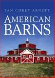 American Barns, Jan Arnett, 0747812497