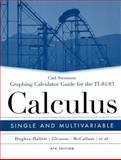Calculus : Single and Multivariable, Swenson, Carl and Hughes-Hallett, Deborah, 0471732494