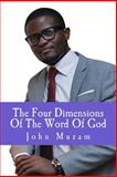 4 Dimensions of the Word of God, John Muzam, 1492332496