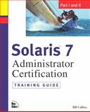 Solaris 7 Administrator Certification Training Guide, Calkins, Bill, 1578702496