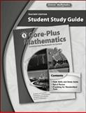Core-Plus Mathematics : Contemporary Mathematics in Context, Course 1, McGraw-Hill Staff, 0078772494