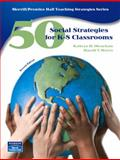 50 Social Studies Strategies for K-8 Classrooms, Obenchain, Kathryn M. and Morris, Ronald V., 0131742493