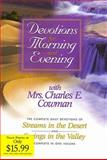 Devotions for Morning and Evening, Charles E. Cowman, 0884862496