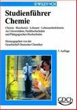 Studienfuhrer Chemie 5a, VCH Staff, 3527302492