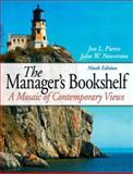 Manager's Bookshelf, Pierce, Jon L. and Newstrom, John, 0136122507