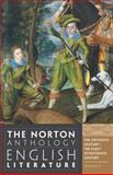 The Norton Anthology of English Literature, Greenblatt, Stephen, 0393912507