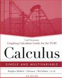Calculus : Single and Multivariable, Swenson, Carl and Hughes-Hallett, Deborah, 0471732508
