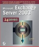 Microsoft Exchange Server 2003, Jim McBee and Barry Gerber, 0782142508