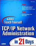 TCP IP Network Administration, Komer, Brian, 0672312506