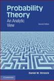 Probability Theory : An Analytic View, Stroock, Daniel W., 0521132509