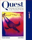 Quest Listen/Speak 1 IM, Blass, Laurie and Hartmann, Pamela, 0070062501