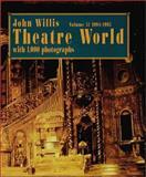 Theatre World 1994-1995, John Willis, 1557832501