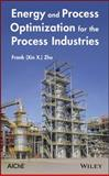 Energy Optimization for the Process Industries, Zhu, Frank, 111878250X
