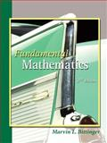 Fundamental Mathematics, Bittinger, Marvin L. and Beecher, Judith A., 0201792508