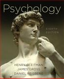 Psychology, Gleitman, Henry and Gross, James, 0393932508