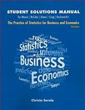 The Practice of Statistics for Business and Economics, Sorola, Christa and Moore, David S., 1429242507