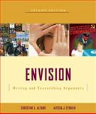 Envision : Writing and Researching Arguments, Alfano, Christine L. and O'Brien, Alyssa, 0321462513