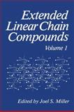Extended Linear Chain Compounds : Volume 1, , 1461332516