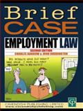 Briefcase on Employment Law, Charles Barrow and John G. Duddington, 1859412513