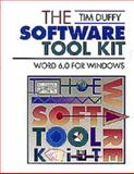 Tool Kit : Word 6.0 for Windows, Duffy, Tim, 0534302513