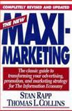 New Maximarketing, Rapp, Stan, 0071342516