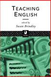 Teaching English, Susan Brindley, 0415102510