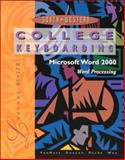 College Keyboarding, Charles H. Duncan and Susie H. VanHuss, 0538722517