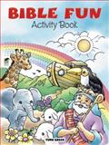 Bible Fun Activity Book, Yuko Green, 0486482510