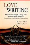 Love Writing, Virna DePaul and Tawny Weber, 1453852514