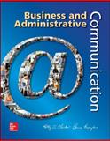 Business and Administrative Communication with Connect Plus, Locker, Kitty and Kienzler, Donna, 1259282511