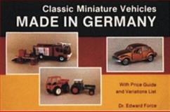 Classic Miniature Vehicles, Edward Force, 0887402518
